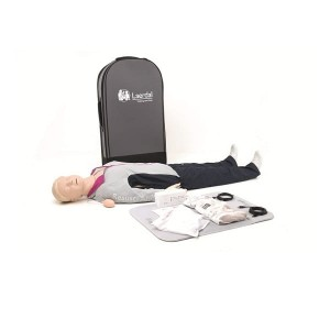 Resusci Anne QCPR Full Body Rechargeable